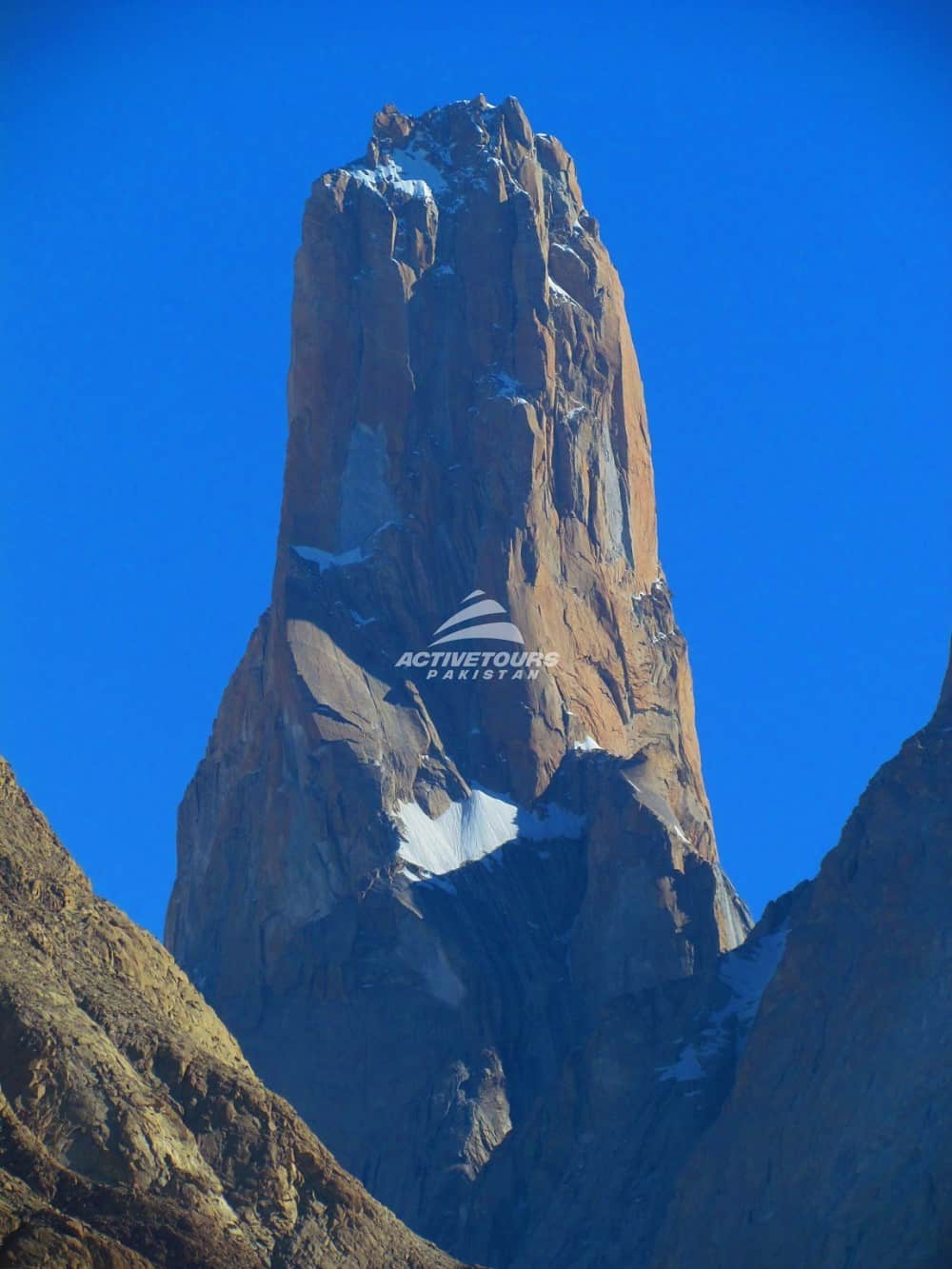 trango towers expedition